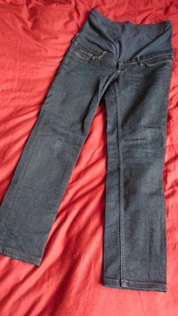 Nowe spodnie jeans ciążowe