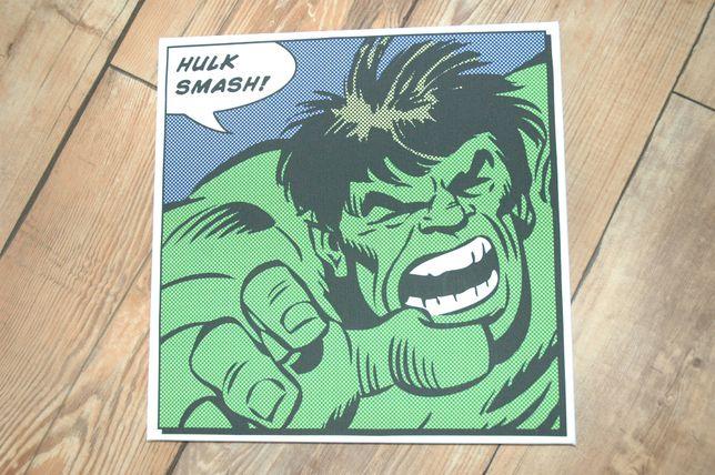 Hulk 30x30 DC Comics