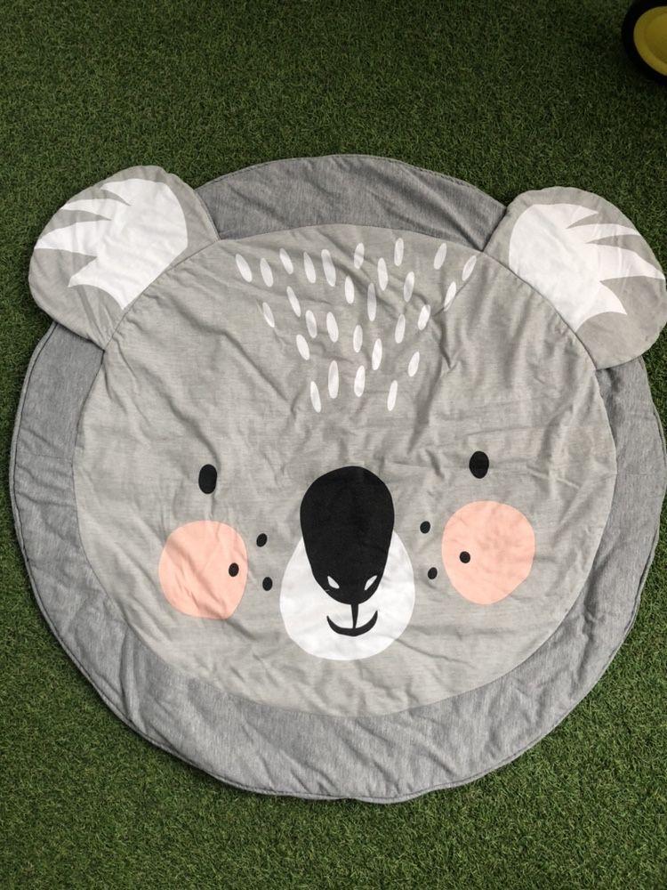Mata dziecięca koala 80 cm