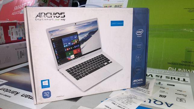 Ноутбук ARCHOS 140 Cesium AC140CSV3 состояние нового, коробка, гаранти