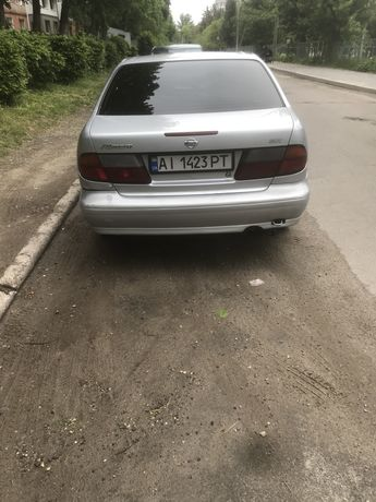 Nissan Almera  N15 1996
