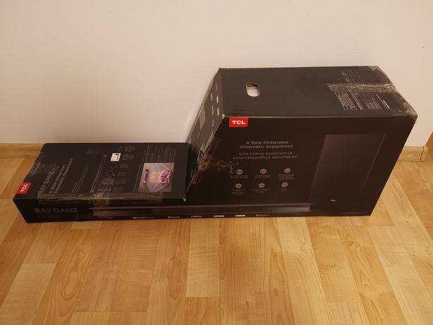 Soundbar TCL TS9030 Ray Danz, stan idealny jak nowy gwarancja 14M
