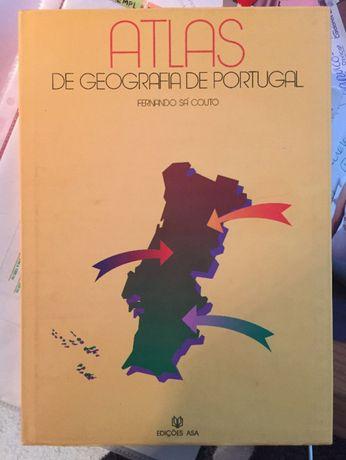 Atlas de Geografia de Portugal, Fernando Sá Couto