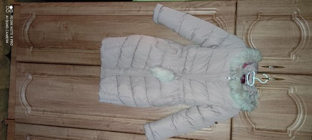 Зимнее пальто ..
