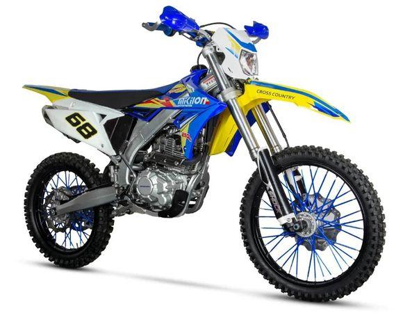 Cross Cross Mikilon MZK 250 Dirt Bike Serwis Raty Gwarancja Transport