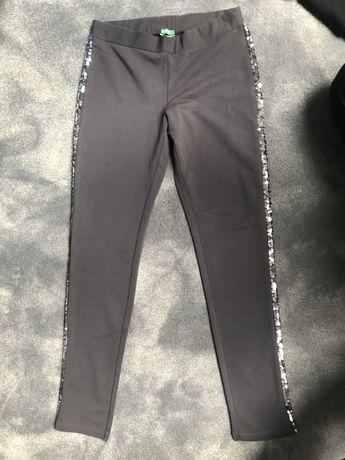 Nowe legginsy z cekinami Benetton