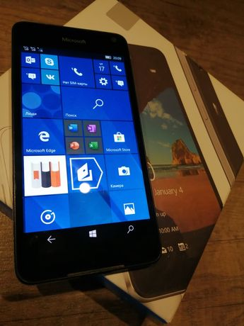 Телефон Lumia 650 Dual sim