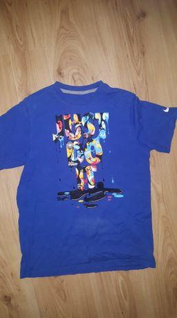 Nike- sliczna koszulka l