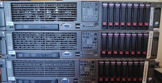 Servidores HP Proliant DL360p Gen 5