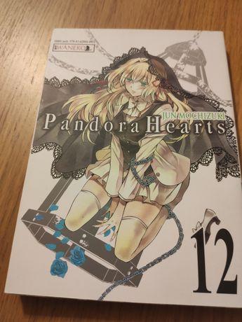 Pandora Hearts manga tom 12