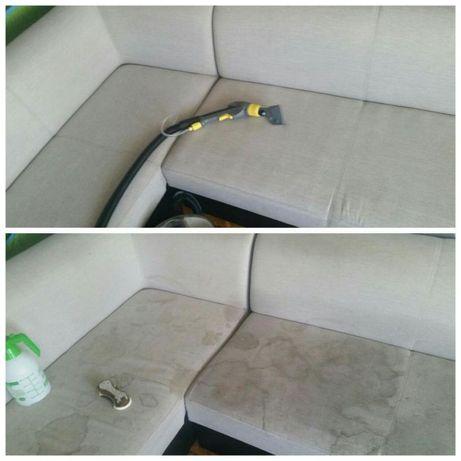 Pranie tapicerki czyszczenie skór Auto Detailing polerowanie