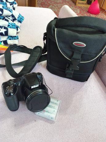 Фотоаппарат Nikon Coolpix L 820