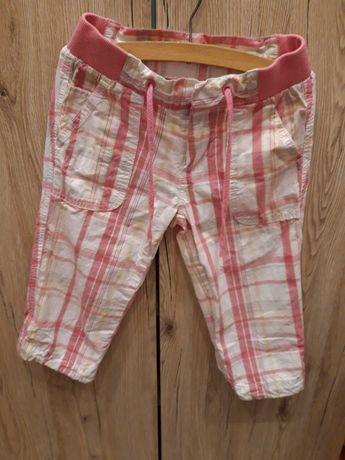 spodnie na lato 122/128