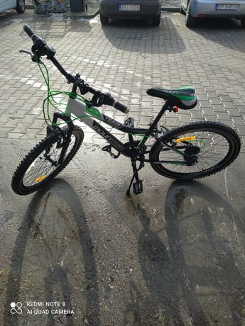 Sprzedam rower 24 cale.