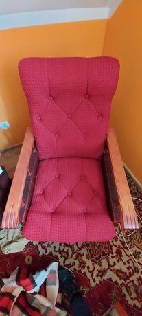 Fotele 2 szt z pokrowcami