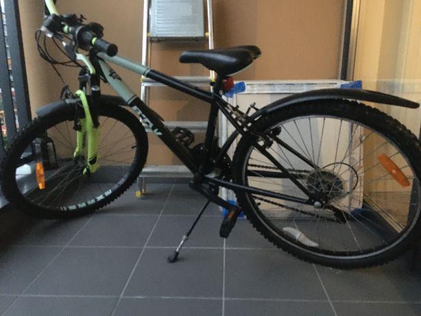 Rower dziecięcy  B'twin rockrider 500 24
