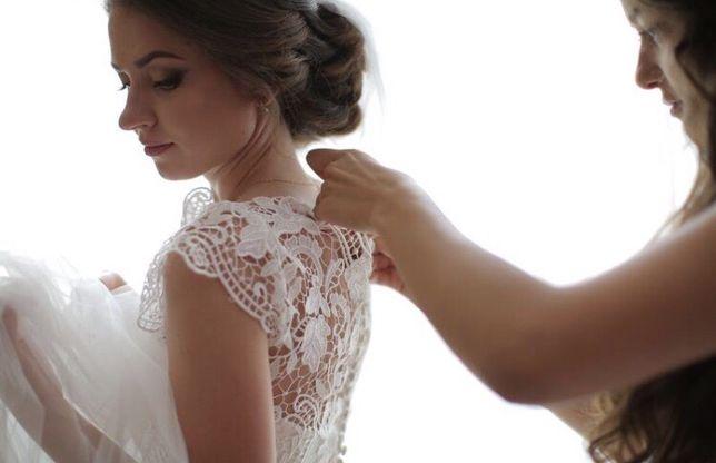Свадебное платье. Весільна сукня.