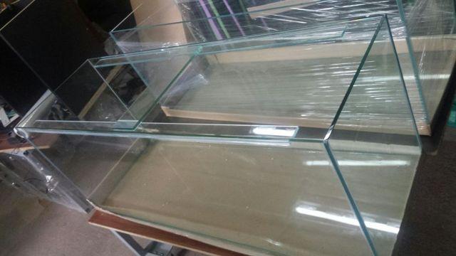 Akwarium 150x50x60 450L 10mm Front Opti White, Gwarancja, Transport PL