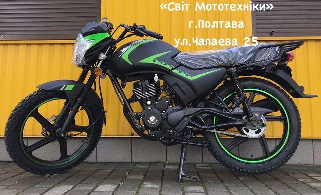 Продам новый дорожний мотоцикл Musstang Fosti 150 2021-года lifan