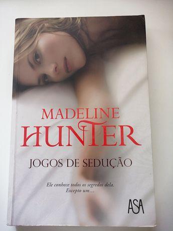 Jogos de sedução de Madeline Hunter