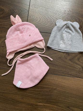 Продам детские весенние шапочки
