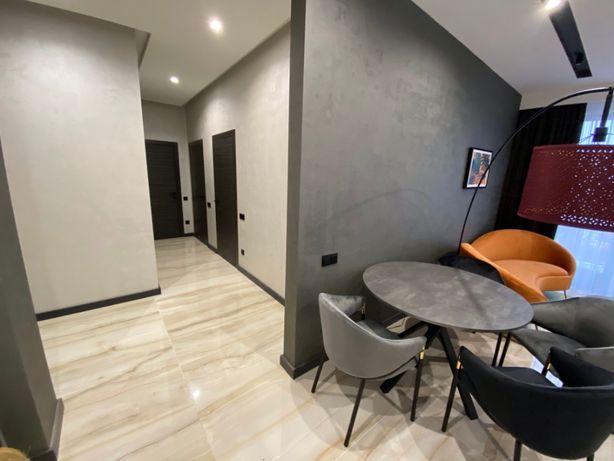 Двухкомнатная квартира в клубном доме Граф 65 m2 на 10 этаже!