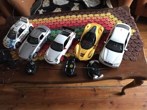 Samochody na radio sprawne