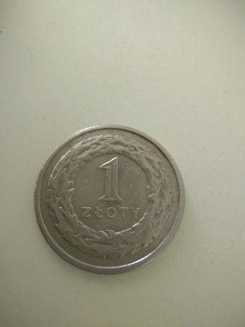 Moneta 1 zł 1995