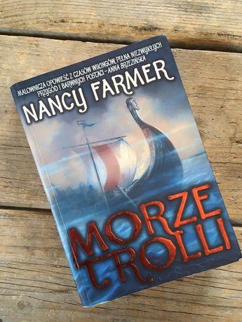 Morze trolli + Nancy Farmer