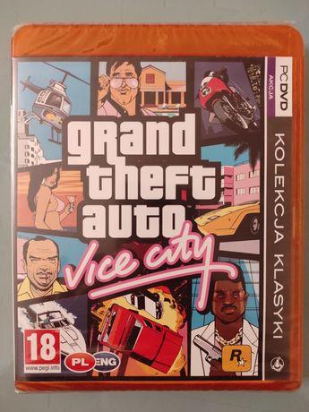 GTA Grand Theft Auto; Vice City; PC- nowa gra