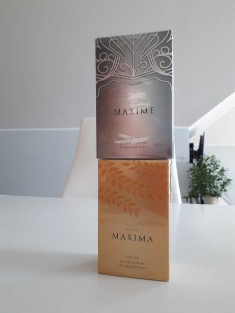 Avon Maxime Maxima dla niej i dla niego Zestaw Mega Okazja
