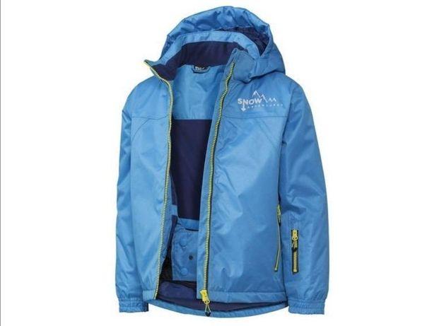 Термокуртка, лыжная куртка, зима куртка Crivit Германия , р-р 134/140