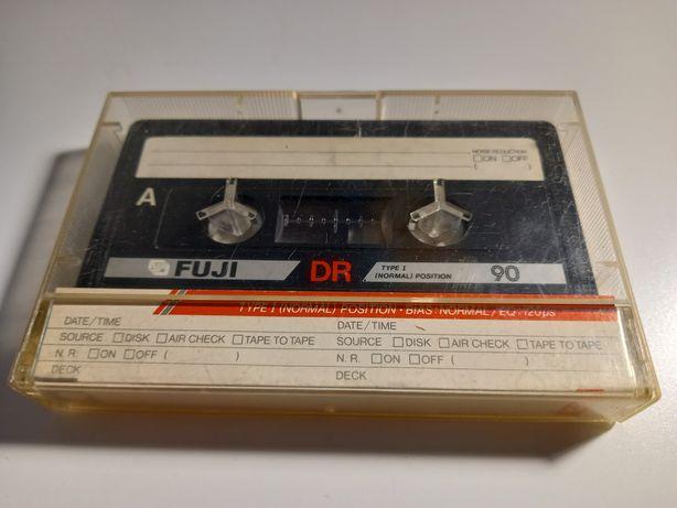 Kaseta magnetofonowa Fuji DR 90