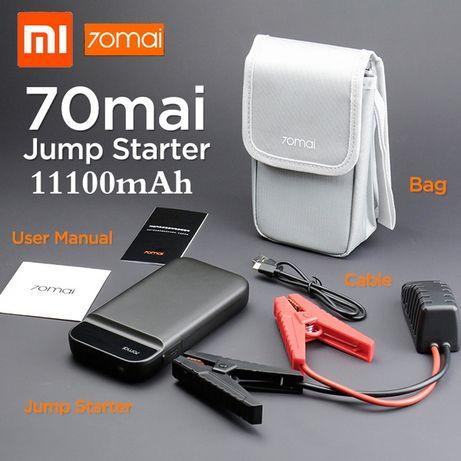 Xiaomi Urządzenie rozruchowe 70mai PowerBank Booster Jump Starter 600A
