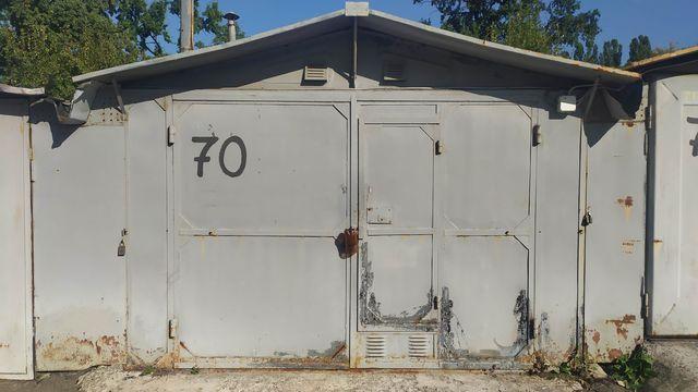 Гараж + маленький гараж