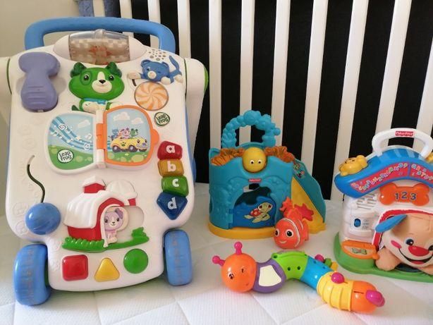 zabawki dla niemowlaka Fisher Price