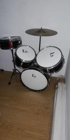 perkusja, talerze, komplet do gry na perkusji