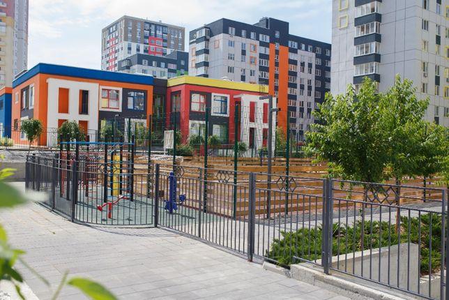 2к квартира в ЖК «Синергія 3». Підходить для мами з дітками.