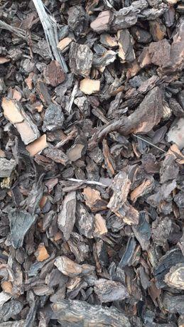 Vendo casca de pinheiro 16 eur por m3.