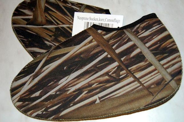 skarpety neoprenowe kamuflaż 40-42