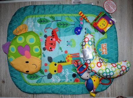 Развивающий коврик Bright Starts Splashin' safari + Подарок