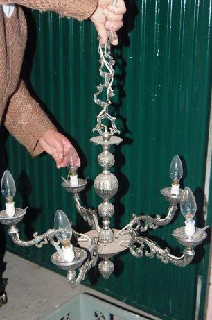 2 candeeiros antigos (podemos vender à unidade)