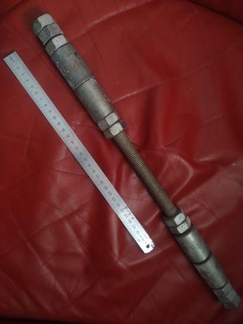 Болт стяжка+гайки диаметр 20мм