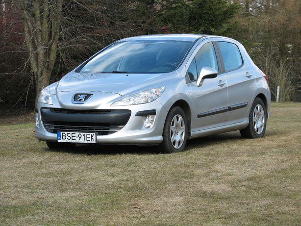 Peugeot 308 1,6 benzyna + lpg. Oferta prywatna
