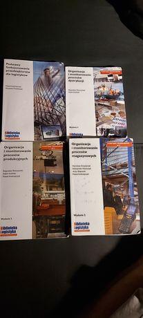 Logistyka - Biblioteka logistyka Technikum