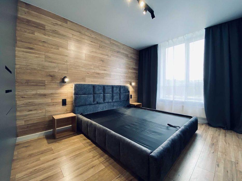 Видовая трехкомнатная квартира с дизайнерским ремонтом в Ирпене Ирпень - изображение 1
