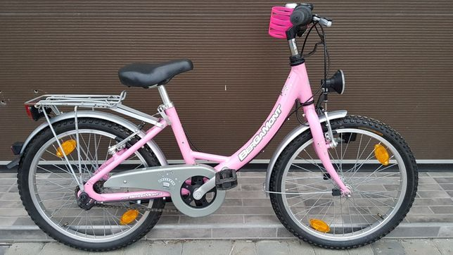 Дитячий велосипед Bergamont Ghost Merida16 і 20 колеса