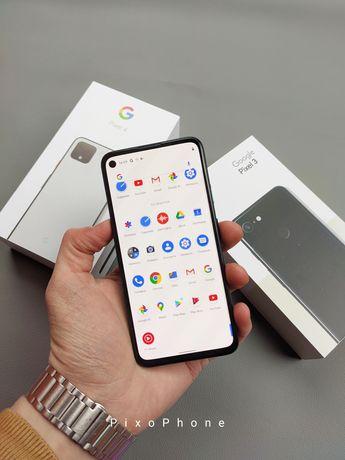 Google Pixel 4a 6/128GB Just Black G025J Стан Ідеал