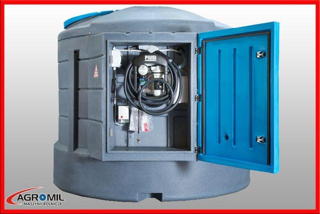 Zbiornik do paliwa dwu płaszczowy X-TANK 5000 L CPN, na Ropę ON FORTIS