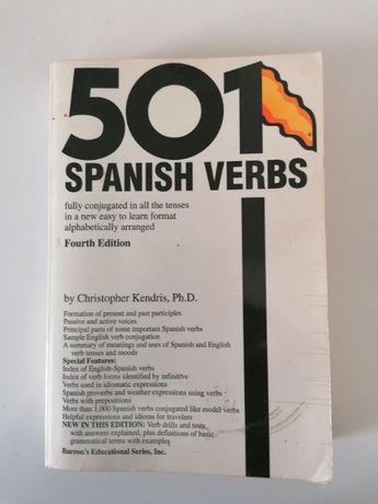 Livro Verbos espanhóis